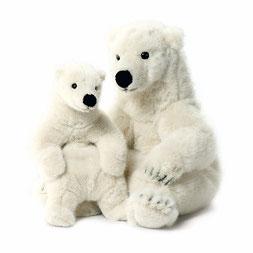 Plüschtiere - Eisbären