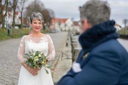 fotograf tönning, hochzeit tönning, standesamt tönning, hafen tönning, heiraten in tönning