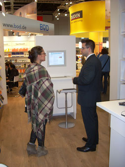 Fachbesuchertage, Bod-Stand, 14.10.2011
