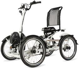 Pfau Tec Tibo 4 Elektro-Vierrad für Erwachsene - Sessel-Vierrad 2020