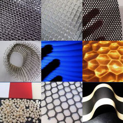 Materialcollagen Moodboards Materialarchiv Materialbibliothek