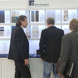 MaterialEVENTS: Fairs, Exhibitions & Presentations.