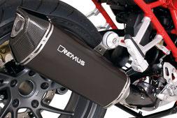 Black Hawk, Remus, Tuning, Auspuff,  BMW R 1200 R LC
