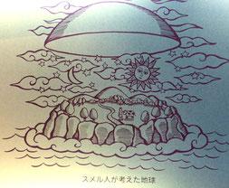 スメル人が考えた地球