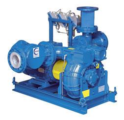 Soplador para biogas