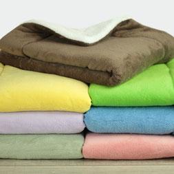 Matdox SHERPA-Fleece Decken