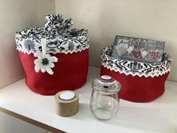 Fondue- und Raclette-Taschen