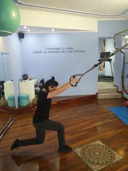 Personal trainer Saronno
