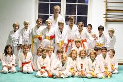 Karate Kids Pfullingen