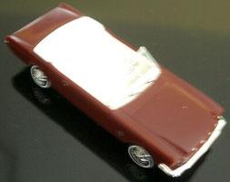 107 Mustang Cabriolet