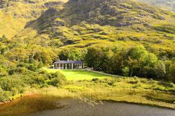 Delphi Lodge Luftbild