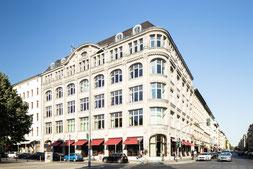Hotel Orania in Kreuzberg in Berlin