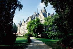 Aussenansicht Schlosshotel Kronberg