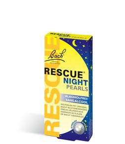 Rescue Night Pearls 28 Stück Original Bach Blütenmischung Rescue Notfallmittel