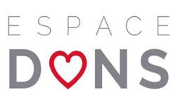 Logo Esapce dons de la Caisse d'épargne