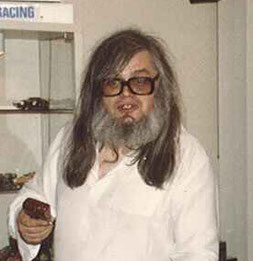 Jean-Pierre Van Rossem en mai 1985 à Anvers