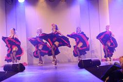 Burlesque Tanzshow