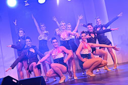 Pin up Tanzshow