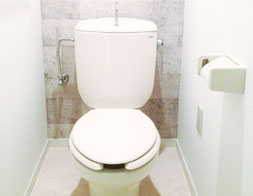 トイレ/洗面所 クリーニング