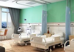 病院・医療介護施設の除菌・抗菌・脱臭