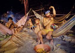 индейцы яномами