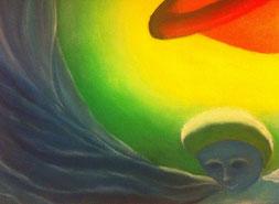 Gemälde von Esther Mathis