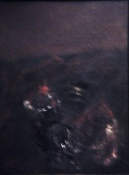 Acryl auf Hartfaser, 36x30, 2015