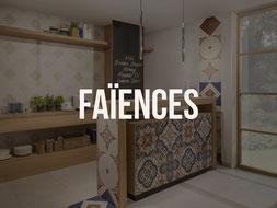 Pose carrelages, mosaïques et faïences cuisine - ID Sols Quimper