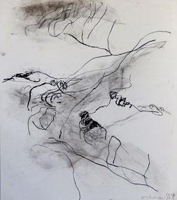 27.01.2014 2014 40 x 35 cm Mischtechnik / Papier