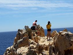 Bild: Sentier litoral bei St. Tropez