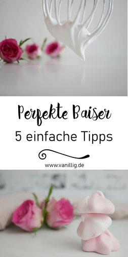 5 Tipps für perfecte Baiser