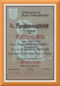 MK-Grins, Konzertmusik-Bewertung 1987
