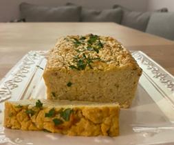 Terrina de coliflor al curry
