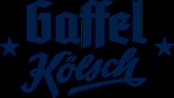Gaffel Kölsch logo DIE HALLE Tor 2