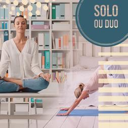 Cours privés de Yoga au Grand-Saconnex à Genève