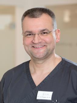 Dr. Axel Ruppert M.Sc. - Zahnarzt in Ellwangen