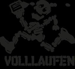 Logo Überarbeitung für das Sportlabel - Volllaufen