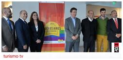 El Ente de Turismo Presentación Buenos Aires Diversa