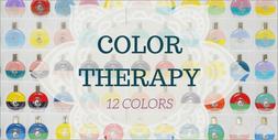カラーセラピー色の意味(心理)とカラーシンボル(色彩象徴)を知る。色の心理的な意味