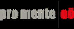 Logo von pro mente OÖ