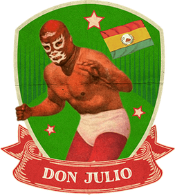 Don Julio director logo