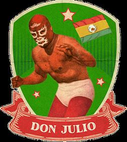 Don Julio director logo