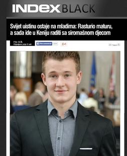 Samuel Bosch in index.hr in 2014