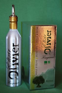 Premier cru d'huile d'olive bio