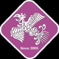 紫宝梅『ミスなでしこⓇ』ロゴマーク