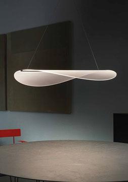 LED-Pendelleuchte DIPHY von Linea Light, Italien