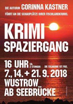 Ostsee Fischland Krimi Corinna Kastner Wustrow Darß Zingst Mecklenburg-Vorpommern