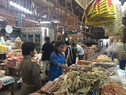 Tha Tian Markt Bangkok