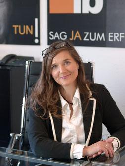 Claudia Schiefer, ib Personality Coaching NRW und ib Personalpsychologie NRW in Solingen
