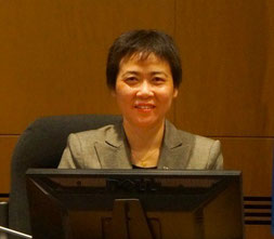 The new secretary general of ICAO, Fang Liu